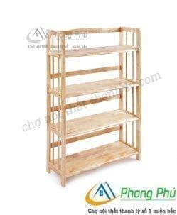 Kệ gỗ 4 tầng KG42