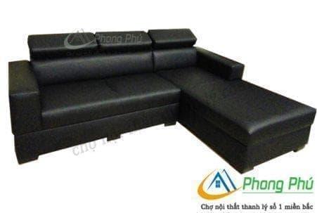 Sofa da cao cấp SFD02