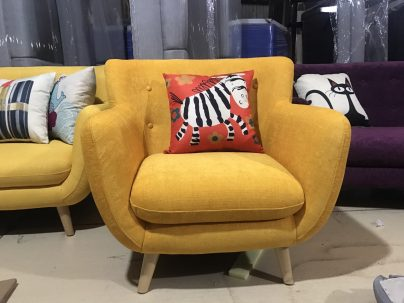 Sofa văng nỉ cao cấp SFV002