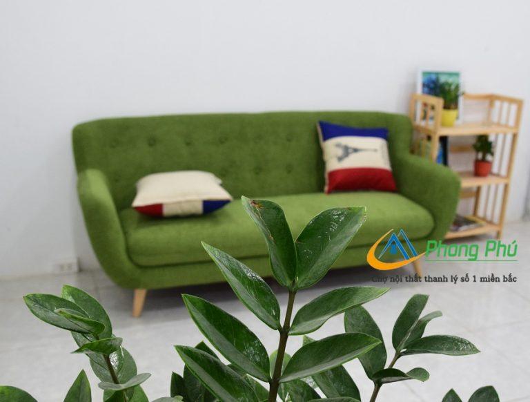 sofa vang nỉ SFV02