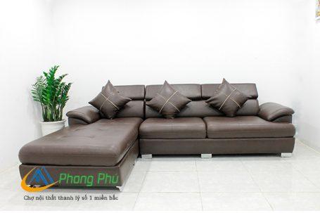 Sofa da cao cấp SFD004 1